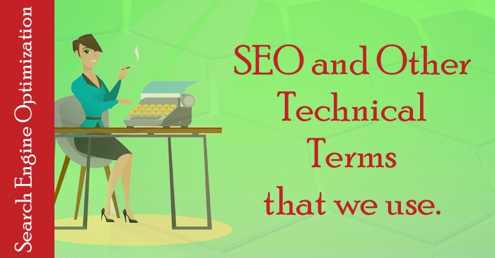 SEO and Other Technical Terms
